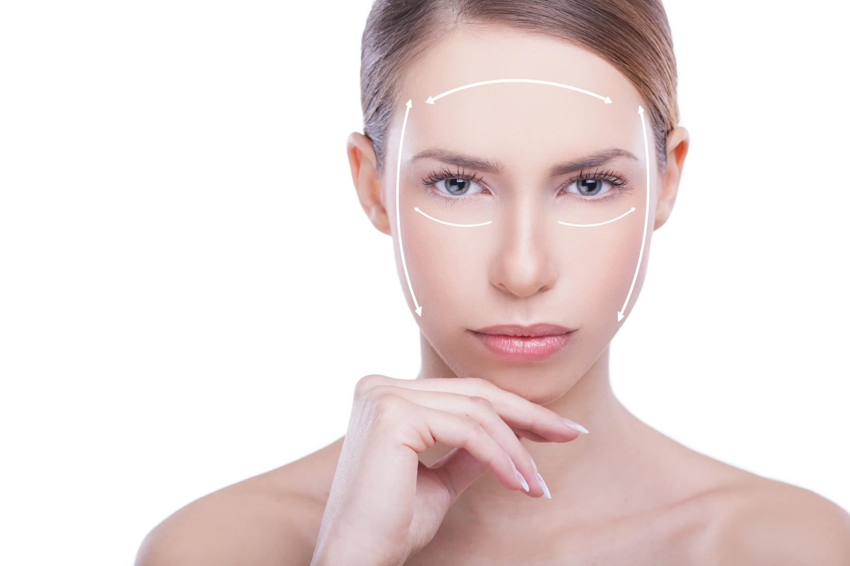 cum să evitați pierderea de grăsime facială