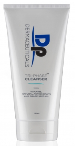 DP DERMACEUTICALS TRI-PHASE CLEANSER