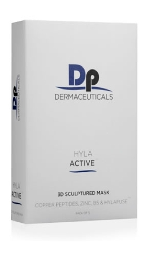 DP DERMACEUTICALS 3D SCULPTURED MASK™